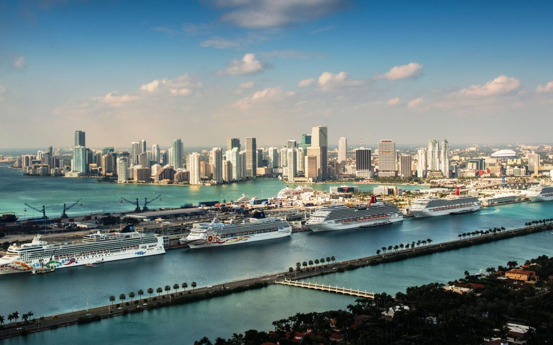 Fastest Growing Cruise Passenger Ports in the World