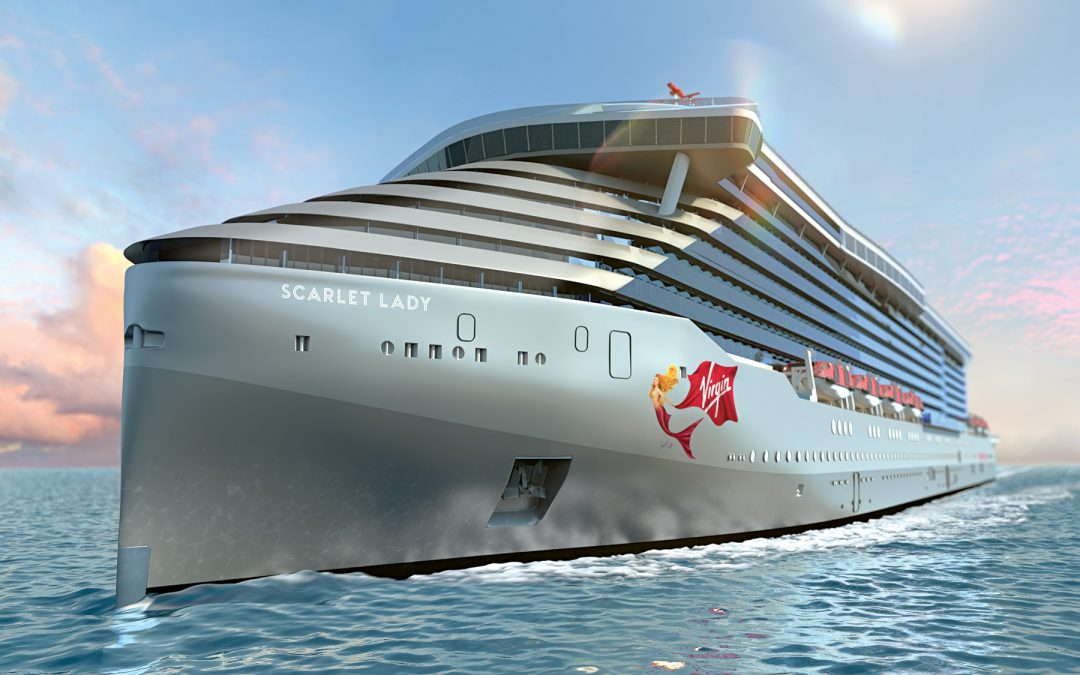 Virgin Voyage's Scarlet Lady features first cruise line tattoo parlor